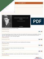 Frederick Salomon Perls Quotes