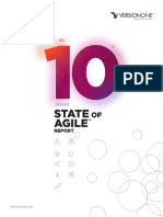 VersionOne 10th Annual State of Agile Report