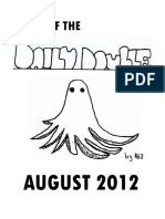 The Best of the Daily Double, August 2012