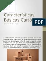 Caracteristicas Del Cartón