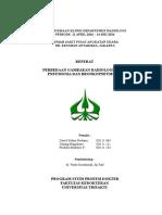 Referat - Perbedaan Radiologis Pneumonia Dan Bronkopneumonia