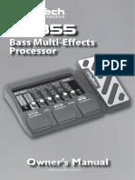BP355 Manual