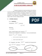 Sistema de Ecuaciones Grupo Numero 1