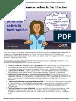 Conceptos Erróneos Sobre La Facilitación Servicios de Facilitación, Capacitación y Planificación Empresarial _ IIFAC