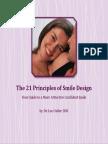 21 Principles of Smile Design