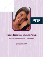 21 Principles of Smile Design