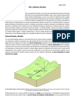 Ambiente de Deposición de Sedimentos_Ríos y Abanicos Aluviales_Christian Romero_2016