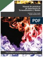 75830555 Manual de Practicas de Laboratorio de Termodinamica y Fluidos