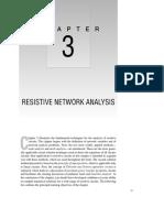Resistive Network Analysis