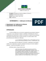 RELATÓRIO EXP01 - LQA