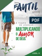 Revista Missionária do Líder Ministério Infantil 2016 - JMN