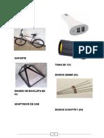 Materiales Del Proyecto