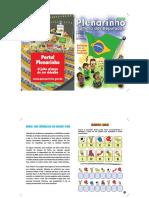 Revista Plenarinho Simbolos Nacionais