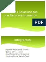 Funciones Relacionadas Con Recursos Humanos