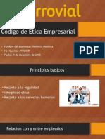 Etica Empresarial Ferrovial