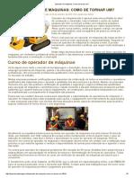 Operador de máquinas_ Como se tornar um_.pdf
