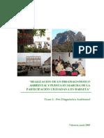 Prediagnóstico Ambiental
