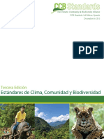CCB Standards Third Edition December 2013 Spanish