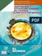 Adaptacion Mitigacion Urbana Cambio Climatico Mexico