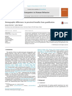 g14 - 2014 koivisto demographic differences in perceived benefits from gamification
