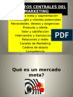 Conceptos Centrales Del Marketing Completo