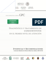 GPC CONJUNTIVITIS