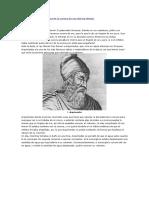 Arquímedes y El Problema de La Corona de Oro Del Rey Hierón