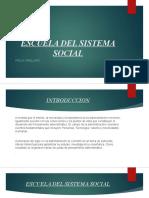 Diapositivas Escuela Sistemas Sociales