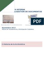 CAPACITACIÓN INTERNA NOCIONES ELEMENTALES GESTIÓN DE DOCUMENTOS Y ADMINISTRACIÓN DE ARCHIVOS.pptx