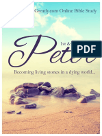 1 2 Peter Study Guide