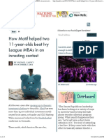 How Motif Helped Two 11-Year-olds Beat Ivy League MBAs in an Investing Contest _ PandoDaily