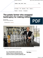 The Potato Farmer Who Swapped Bankruptcy for Making Millions - BBC News