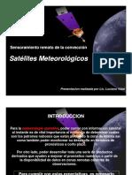 Satelites Meteoroógicos