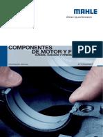Componentes de Motor y Filtros Daños, Causas y Prevencion