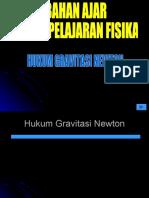 Gravitasi Newton