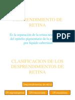 Clase de Desprendimiento de Retina(Verdier) 2