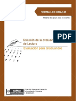 Solucion Prueba LecturaGRAD B