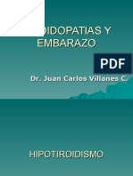 tiroides gestacion