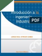 Introduccion a La Ingenieria Industrial Estudio de Trabajo