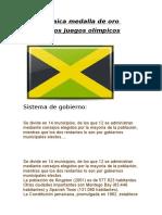 Jamaica Medalla de Oro