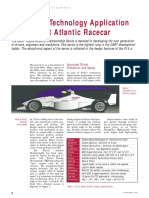 AutoTechnology Article 2003 (ChampCar)