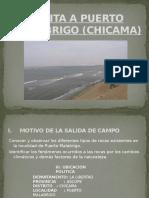 Visita a Puerto Malabrigo (Chicama)