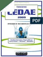 Cedae - Operador de Trat. de Esgoto