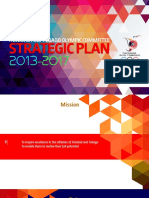 TTOC Strategic Plan 2013-2017