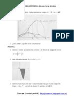 Analisis Matematico i - Segundo Parcial
