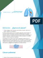 Cancer Pulmonar por Ignacio Riera