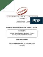 Texto Digital de Rd de Control Interno - 2016 - Modificado y Ordenado (Kevin)