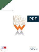 Libro Blanco Webs Moviles