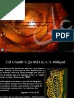 Presentacion Eid Ghadir