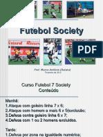 Curso de Fut 7 Florianópolis 2012
